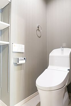 中古マンション-新宿区西新宿4丁目 トイレ