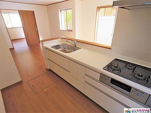 新築一戸建て-仙台市青葉区吉成1丁目 キッチン