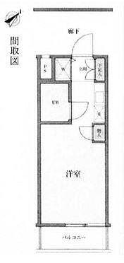 マンション(建物一部)-墨田区京島3丁目 間取り