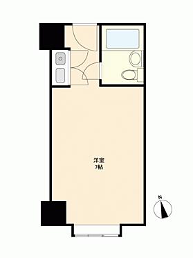 中古マンション-札幌市中央区南4丁目 間取り