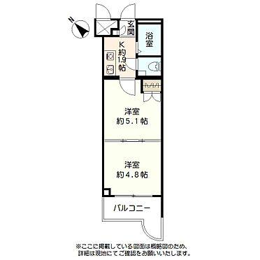 マンション(建物全部)-仙台市泉区泉中央4丁目 Aタイプ(2K)全80戸