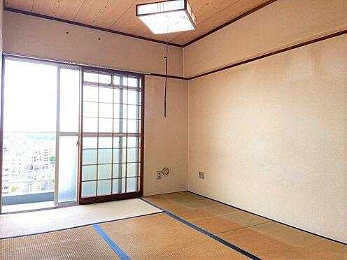 中古マンション-名古屋市千種区星ケ丘2丁目 和室です。日当たり良好で明るいです。