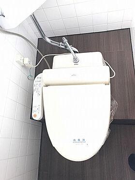 中古一戸建て-京都市山科区四ノ宮小金塚 トイレ