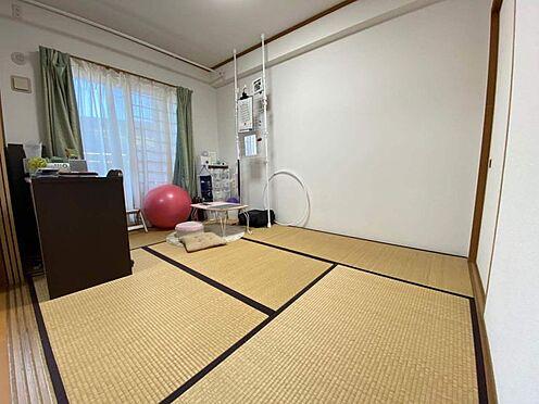中古マンション-名古屋市緑区有松町大字桶狭間字生山 リビングに続く和室になります♪