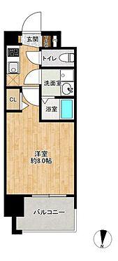 区分マンション-名古屋市東区東桜1丁目 間取り