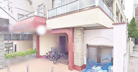 収益ビル-中野区若宮1丁目 外観