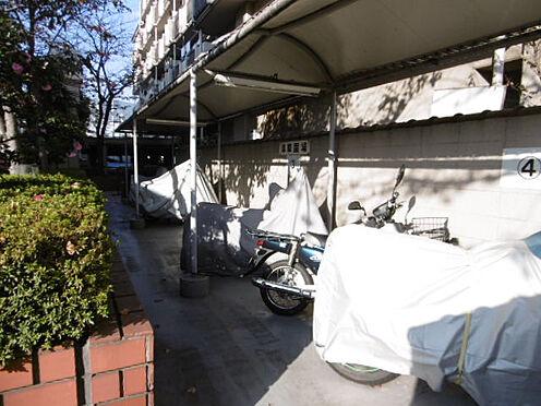 マンション(建物一部)-神戸市東灘区御影石町1丁目 バイク置き場も完備