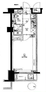 マンション(建物一部)-大田区東雪谷5丁目 間取り