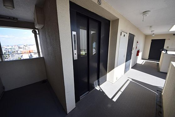 マンション(建物一部)-大阪市東淀川区瑞光2丁目 嬉しいエレベーター付きの物件