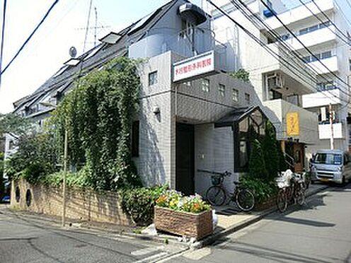 建物全部その他-渋谷区代々木4丁目 周辺環境:木村整形外科医院
