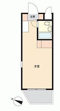 マンション(建物一部)-福岡市中央区鳥飼3丁目 間取り