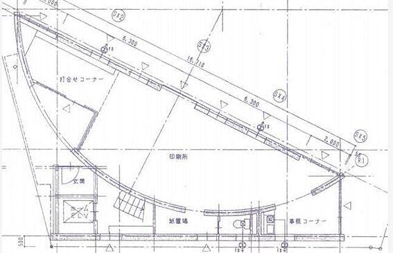 ビル(建物全部)-狭山市広瀬東2丁目 1階間取図