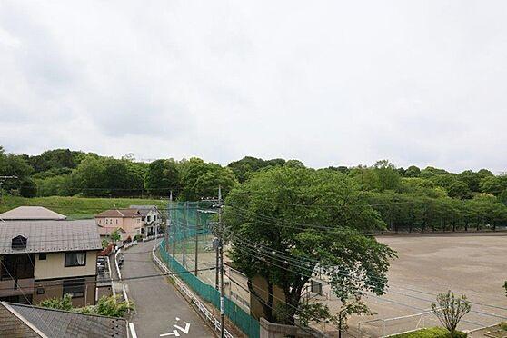 中古マンション-八王子市下柚木2丁目 バルコニーからの眺望写真1