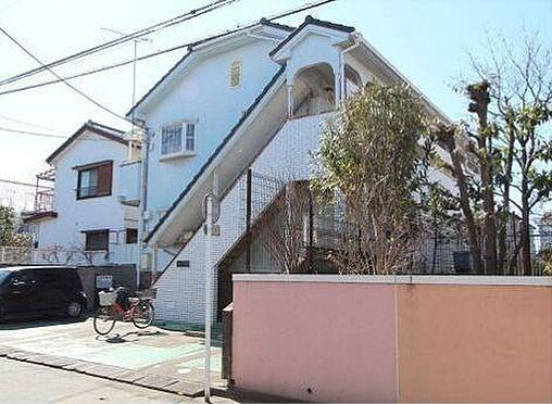 アパート-鶴ヶ島市脚折町4丁目 外観