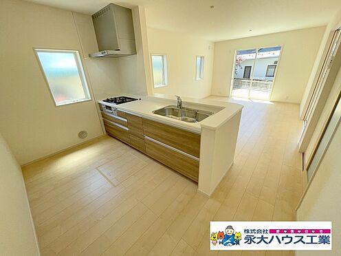 新築一戸建て-仙台市太白区西の平1丁目 キッチン