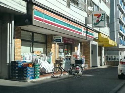中古マンション-横浜市南区高砂町2丁目 セブンイレブン高砂町店 徒歩3分。 200m