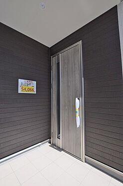 新築一戸建て-石巻市鹿妻南1丁目 玄関