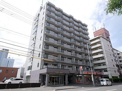 マンション(建物一部)-札幌市東区北八条東1丁目 外観