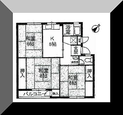 マンション(建物一部)-神戸市東灘区渦森台2丁目 間取り