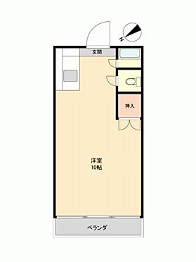 マンション(建物一部)-鹿児島市新屋敷町 間取り