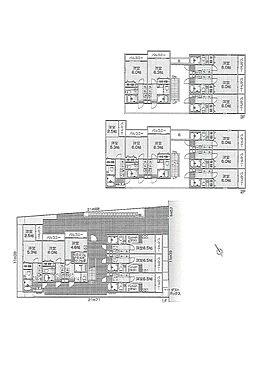 マンション(建物全部)-杉並区成田東4丁目 間取り
