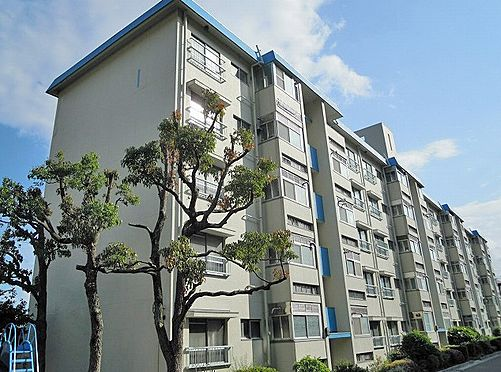 マンション(建物一部)-神戸市灘区鶴甲4丁目 シンプルな外観
