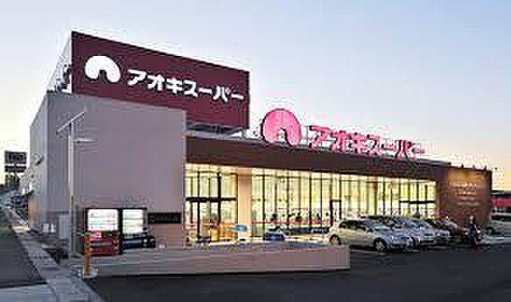 アパート-安城市大岡町唐津 アオキスーパー 東明店 徒歩13分(1009m)