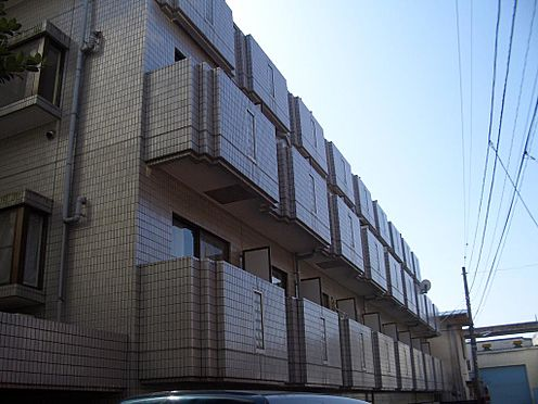 マンション(建物一部)-調布市国領町1丁目 外観