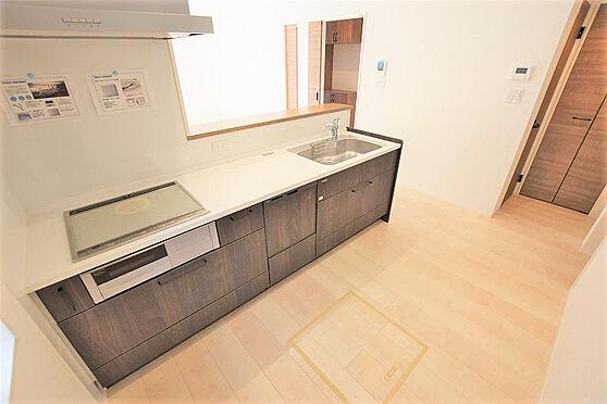 新築一戸建て-仙台市太白区西多賀3丁目 キッチン