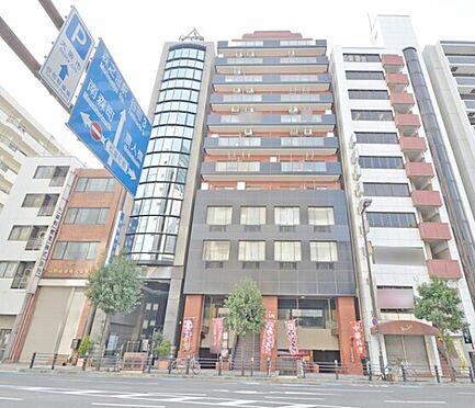 マンション(建物一部)-大阪市中央区本町橋 外観