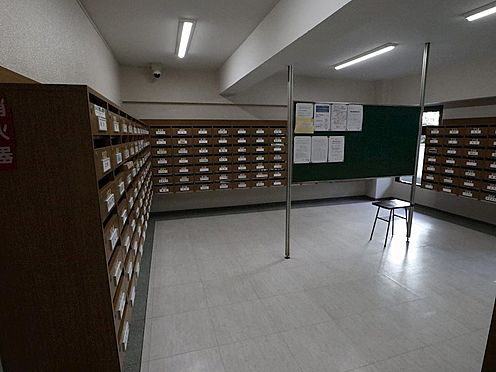 中古マンション-江東区豊洲1丁目 メールボックス