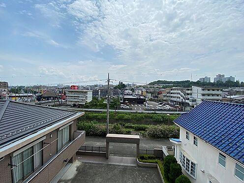 戸建賃貸-八王子市松木 バルコニーからの眺望