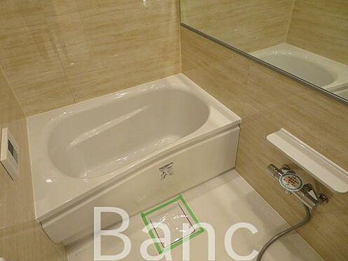 中古マンション-渋谷区円山町 追炊き浴室換気乾燥機能付きシステムユニット花粉の時期や梅雨時は浴室乾燥機があると助かりますね