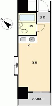 区分マンション-文京区大塚3丁目 間取り