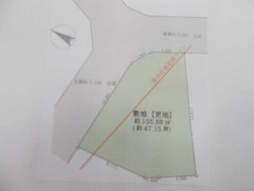 土地-八王子市犬目町 区画図