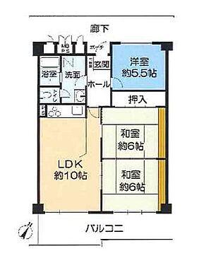 マンション(建物一部)-神戸市東灘区渦森台1丁目 南東バルコニーの明るい住まい