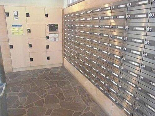 マンション(建物一部)-大阪市港区市岡元町1丁目 綺麗なメールボックス&宅配ボックス