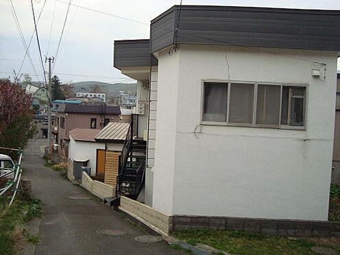 アパート-小樽市入船4丁目 玄関