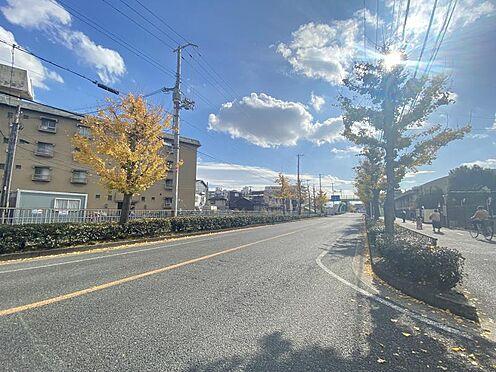 マンション(建物一部)-豊中市熊野町1丁目 前面道路