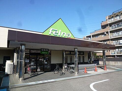 土地-豊田市住吉町前邸 フェルナ 永覚新町店まで徒歩約28分(約289m)
