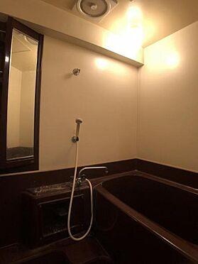 区分マンション-福岡市中央区港3丁目 浴室です。