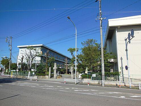土地-西尾市吉良町上横須賀池端 横須賀小学校 約1100m