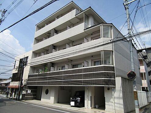 マンション(建物一部)-京都市左京区山端川端町 綺麗な外観です