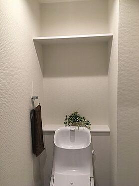 中古マンション-川越市岸町2丁目 トイレ