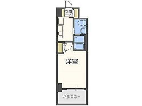 マンション(建物一部)-大阪市東成区中道1丁目 2点セパレートで清潔感あり