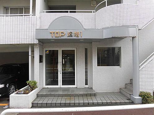 中古マンション-板橋区赤塚新町3丁目 エントランス