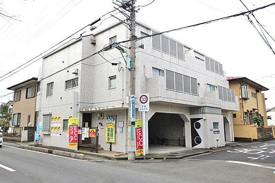 マンション(建物全部)-所沢市弥生町 外観