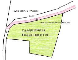 仏生山甲145.31坪