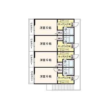 アパート-横浜市西区南浅間町 アパート