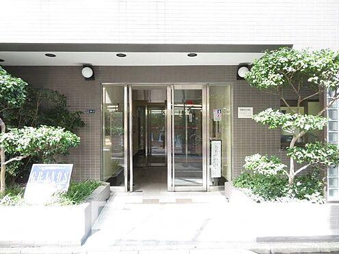 中古マンション-江東区亀戸2丁目 マンションのエントランス